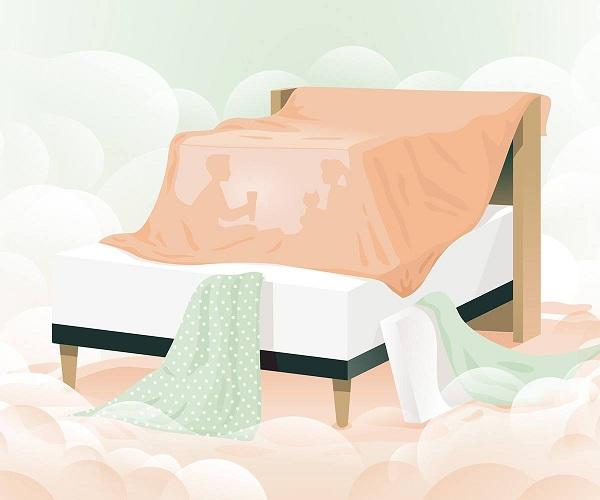 môi trường ngủ thoải mái